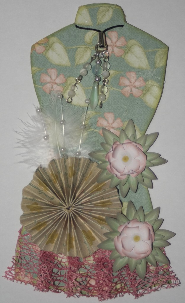 Dress Form tag Front